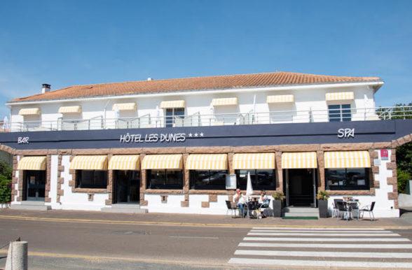 Hôtel des Dunes 6